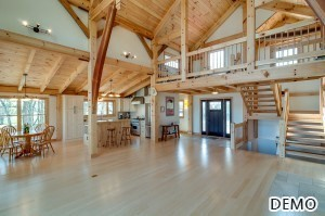 10_Timber Frame Home Builders